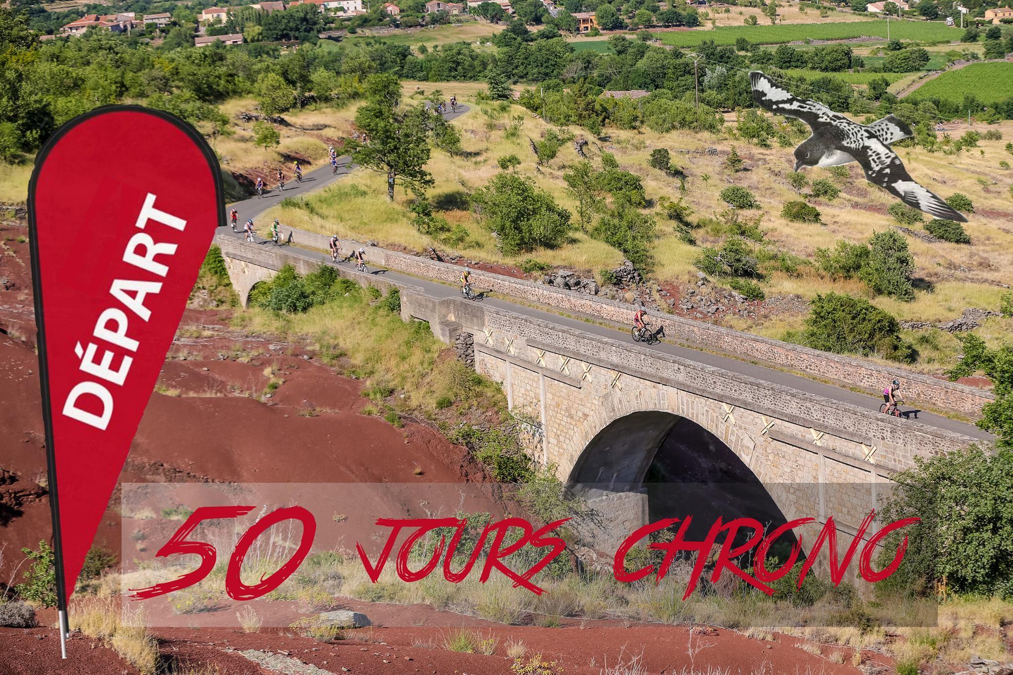 Triathlon du Salagou: Plus que 50 jours !!