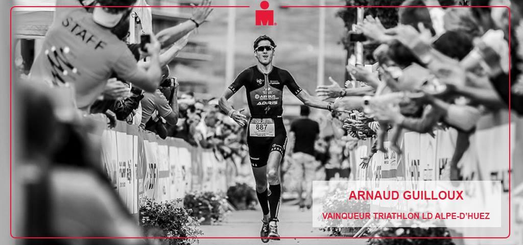 Ironman 70.3 Pays d'Aix: Présentation Arnaud Guilloux
