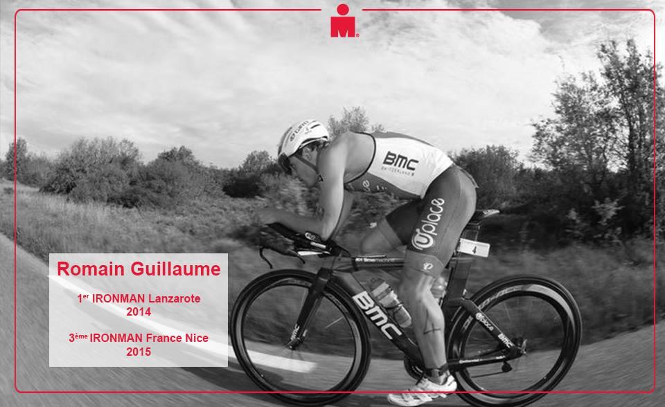AIX 70.3: Romain Guillaume se teste avant Lanzarote