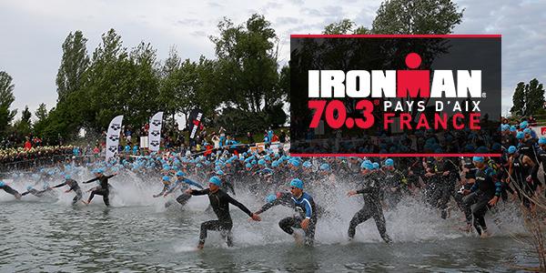 IRONMAN 70.3 Pays d'Aix suivez le programme !