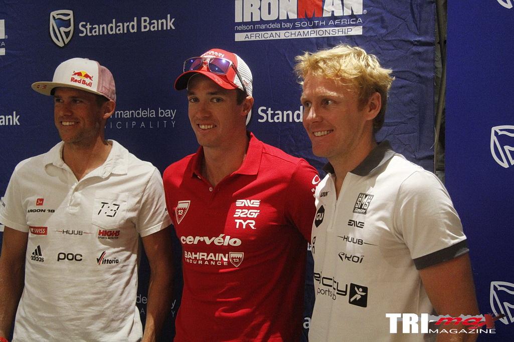 Ironman Afrique du Sud: Conférence de Presse – Galerie photos