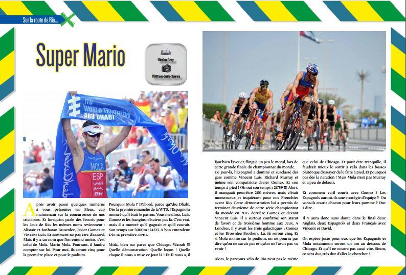 A lire dans TrimaX#151  : Super Mario