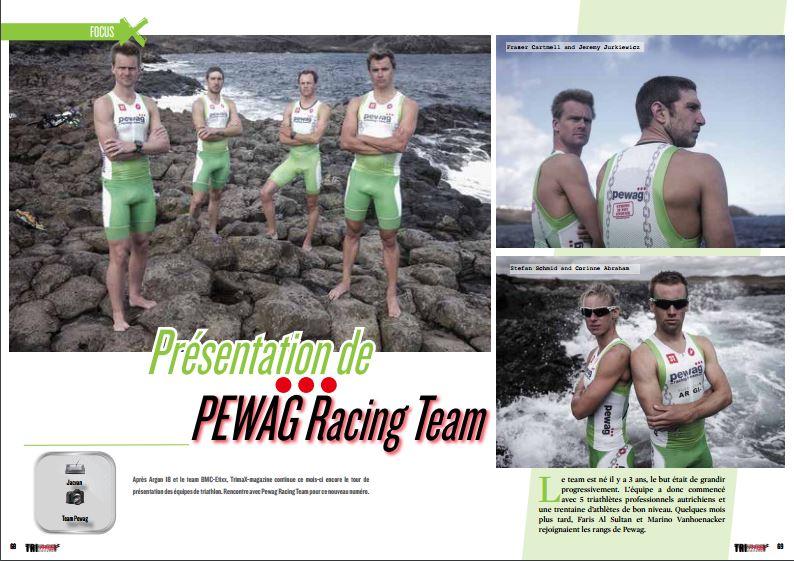 TrimaX#151 vous présente PEWAG Racing Team
