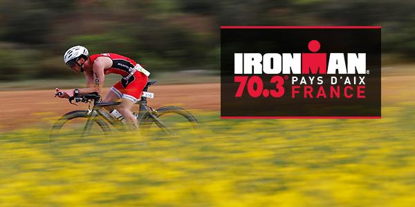 Tout savoir sur l'Ironman 70.3 PAYS D'AIX