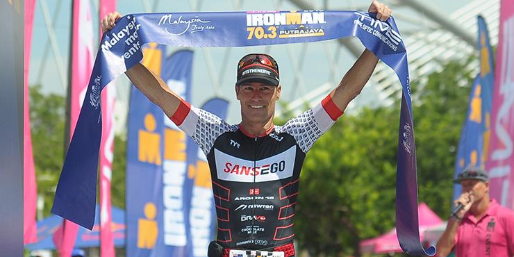 Ironman 70.3 Malaisie: Victoire d'Alexander et Vodickova