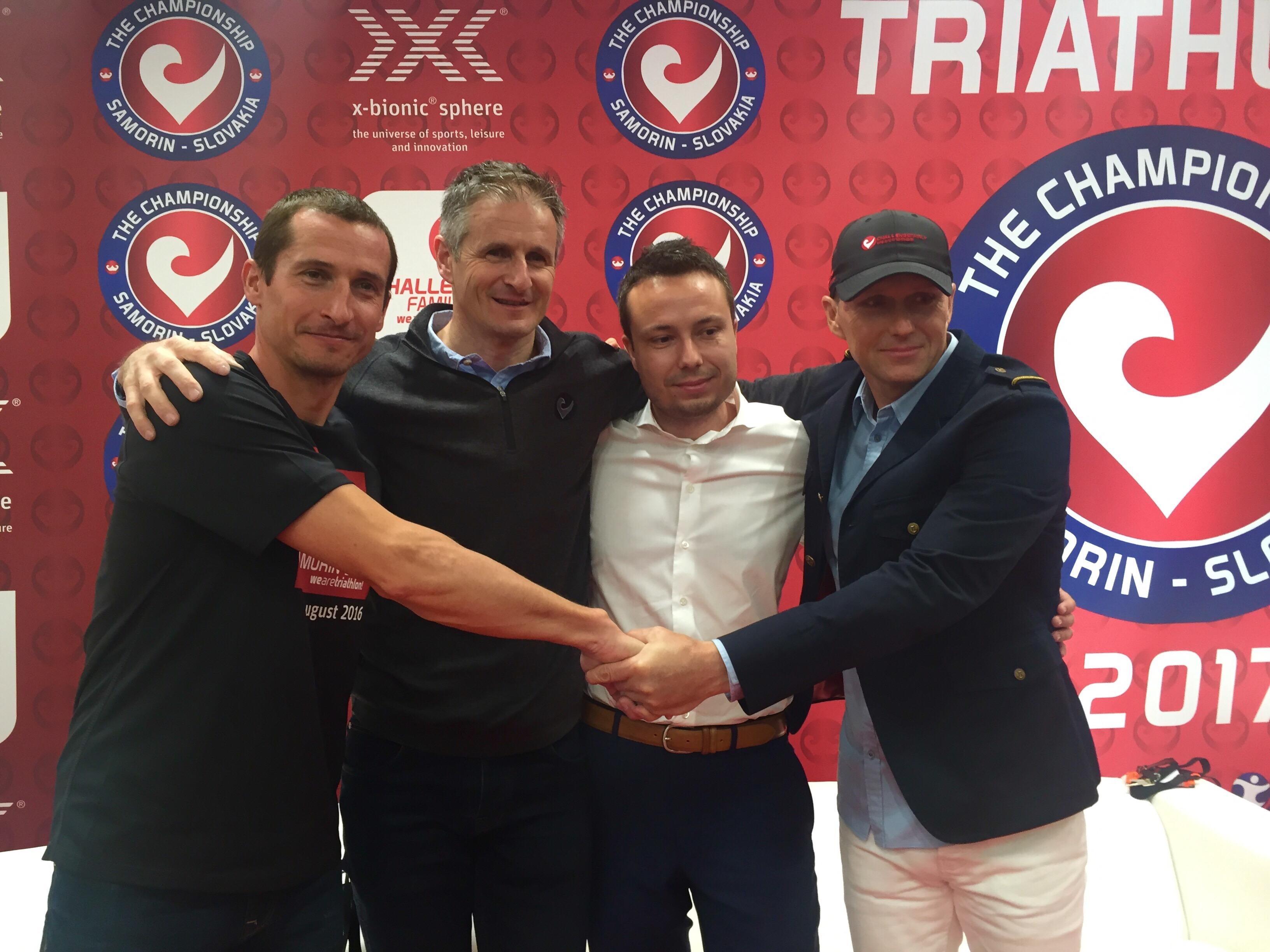 Challenge lance un championnat du monde half distance pour les professionnels et les amateurs