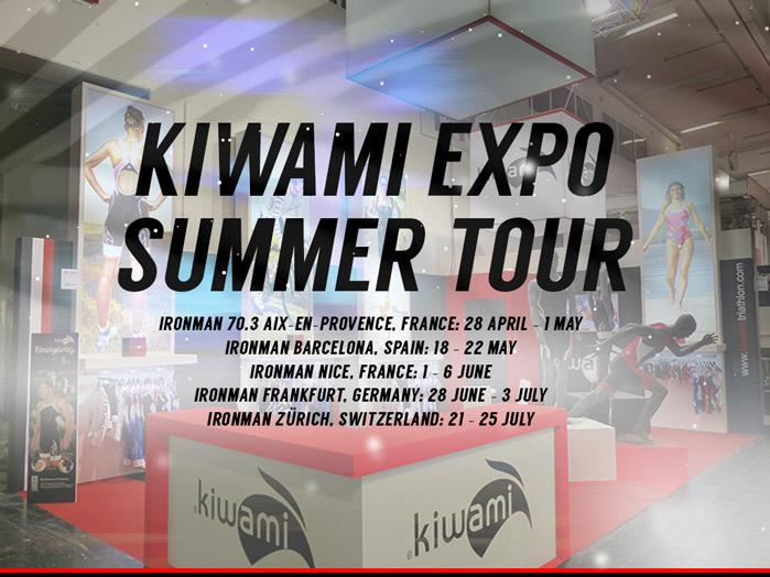 Meet the Kiwami team at the following expos !