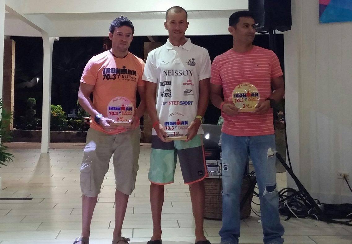 Ironman 70.3 Sainte Croix: Victoire de Francky Favre
