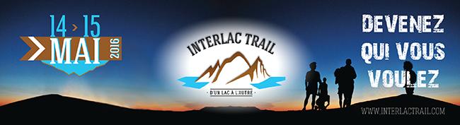 INTERLAC TRAIL, la course originale qui relie le lac d'Annecy au lac du Bourget, en traversant le Parc Régional des Bauges revient pour sa 3ème édition !