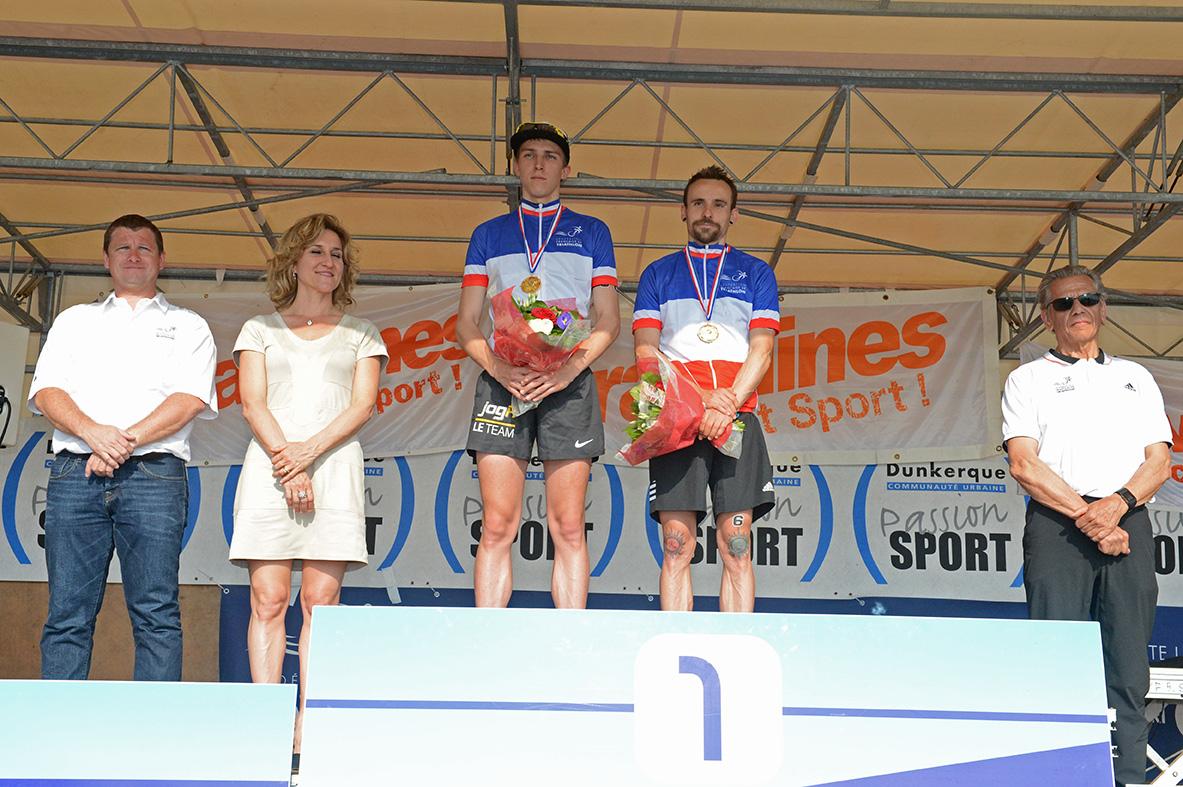 Retrouvez le résumé des courses du Grand Prix F.F.TRI. de Duathlon 2016, le championnat de France des clubs de 1ère Division de Duathlon