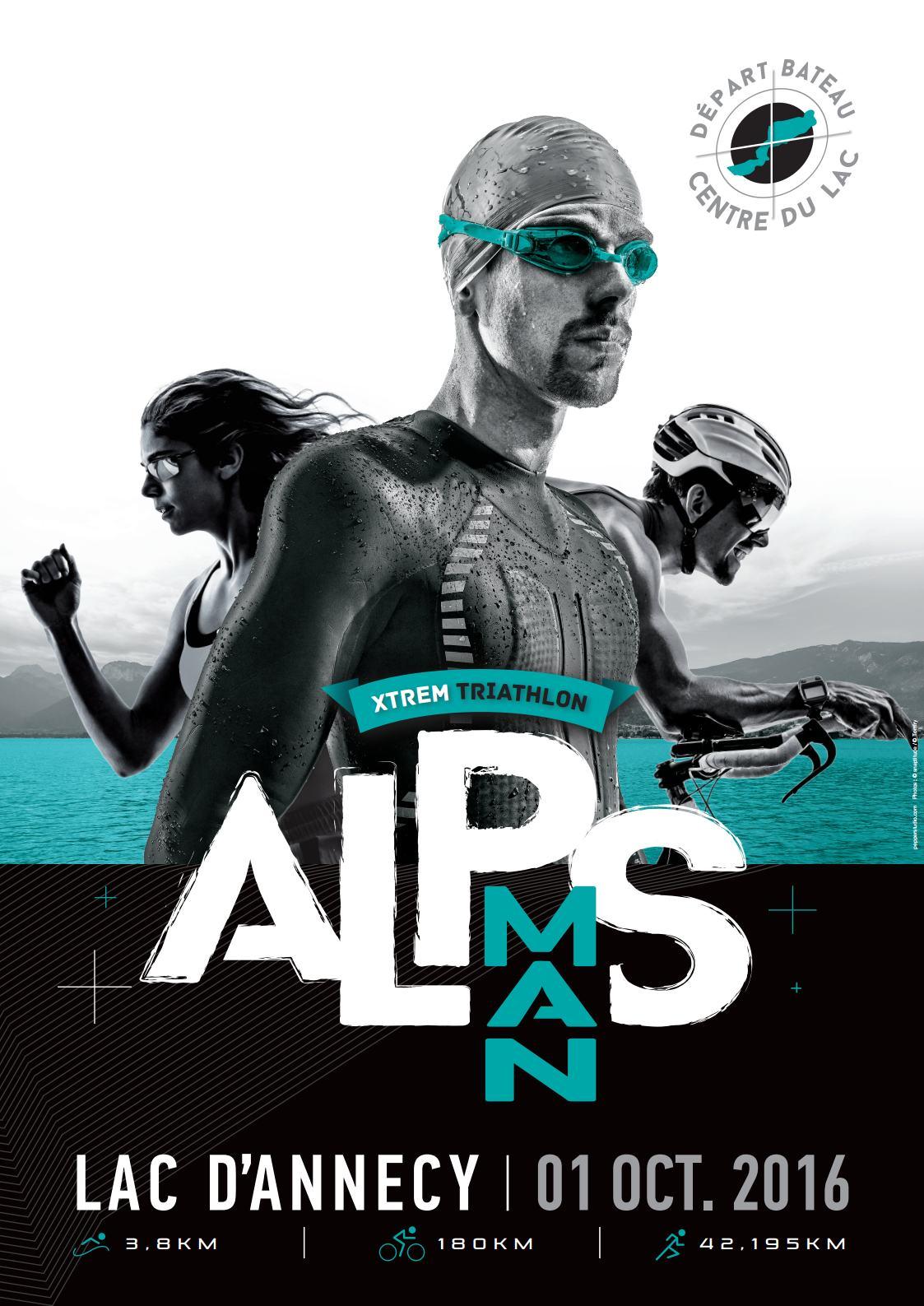 AlpsMan, le nouveau défi de l'Xtrem.