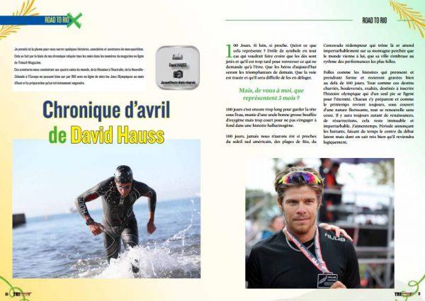 DAVID HAUSS