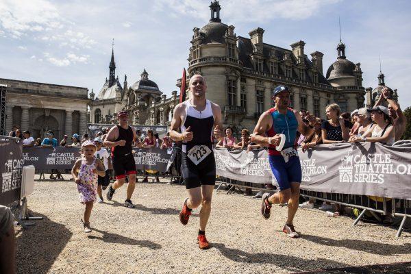 Triathlon de Chantilly - visuels d'ambiance famille