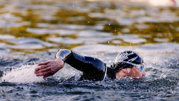 Triathlon de Chantilly - visuels d'ambiance natation
