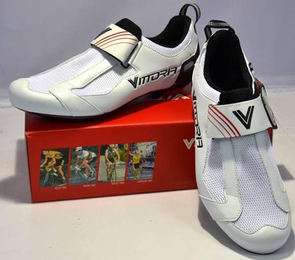 Chaussures Vittoria Triathlon / semelle VTT