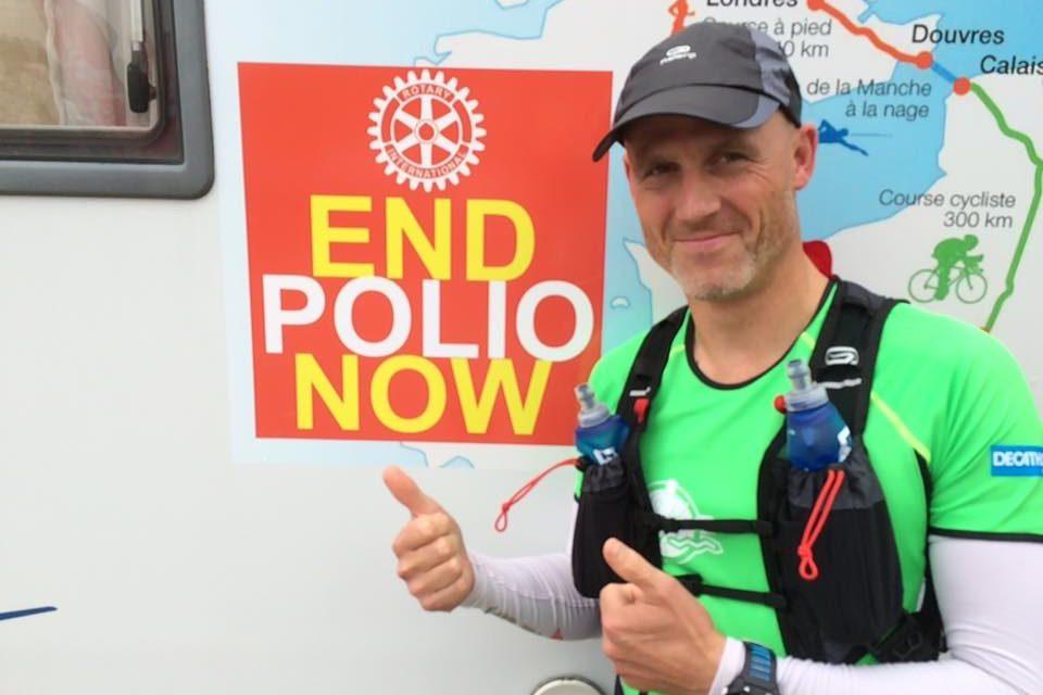 Record battu ! Le premier français de l'histoire à finir Enduroman nouveau recordman