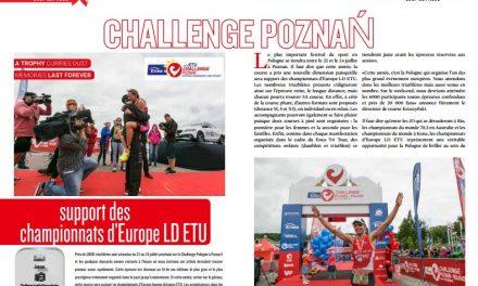 A ne pas manquer le challenge POZNAŃ, support des championnats d'Europe LD ETU
