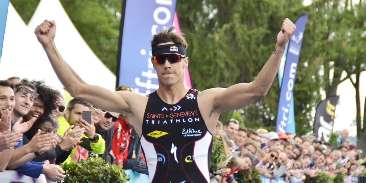 #VIDÉO #GPFFTRI 2016 – Retour victorieux de Vincent Luis – Poissy Triathlon fait coup double – Valence – 19 juin