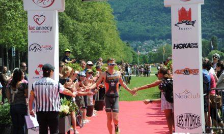 Triathlon d'Annecy: la promenade des australiens …