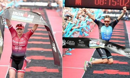 Ironman Cairns: Victoire de Van Berkel et Swallow – Romain Guillaume 8ème