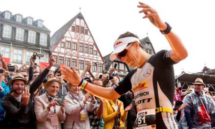 Ironman Francfort: Kienle-Bocherer au-dessus, Chevrot et Billard placés