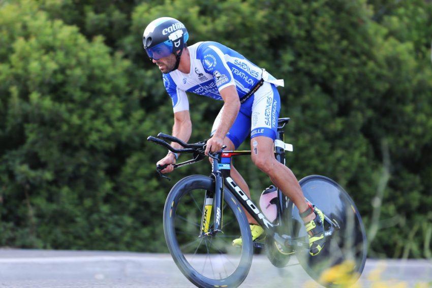 Sylvain Sudrie s'est classé en deuxième position