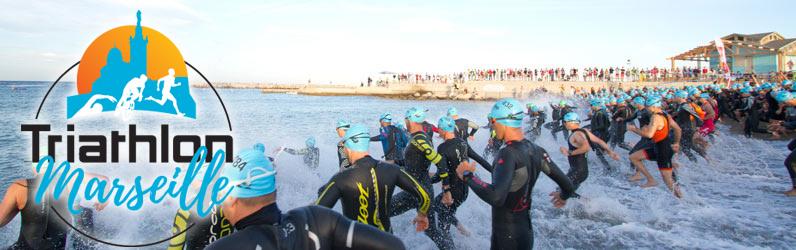 Triathlon de Marseille votre triathlon estival et festif