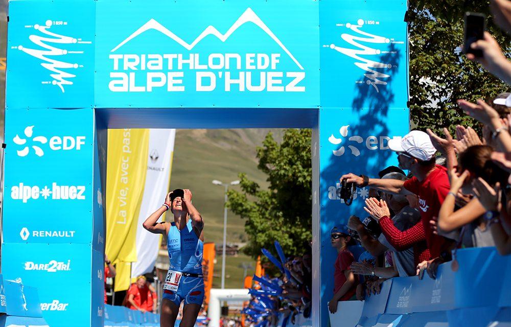 Triathlon LD de l'Alpe d'Huez : Cunnama récidive, Collonge concrétise !