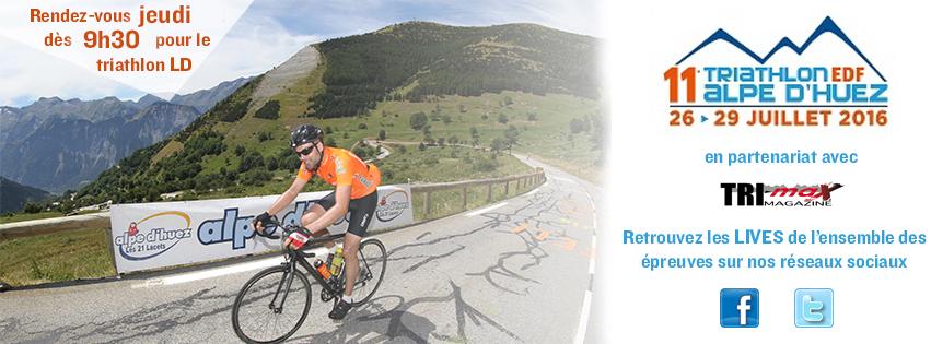 Triathlon de l'Alpe d'Huez : les forces en présence…