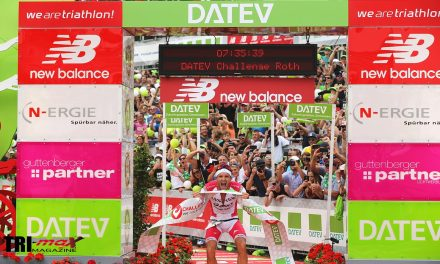 Challenge Roth : Frodeno… incroyable record !