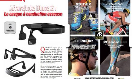 A découvrir dans TrimaX#155 : Aftershokz Bluez 2 : le casque à conduction osseuse