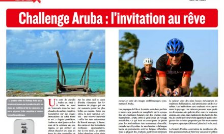 A ne pas manquer dans TrimaX#155 : Challenge Aruba, l'invitation au rêve