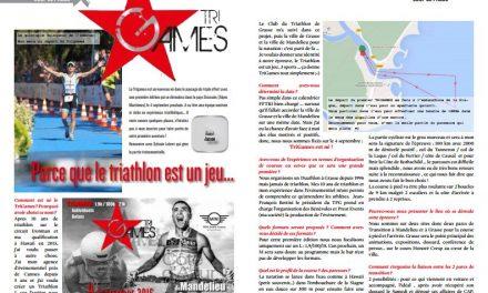 A ne pas manquer dans TrimaX#155 TriGames : Parce que le triathlon est un jeu…