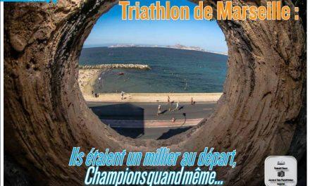 Revivez avec TrimaX#155 le Triathlon de Marseille