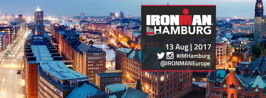 La ville d'Hambourg en Allemagne a été séléctionnée pour accueillir un événement IRONMAN
