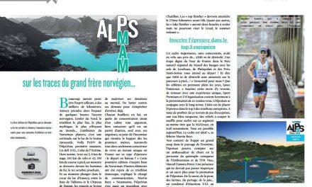 A découvrir dans TrimaX#156 : Alpsman sur les traces du grand frère norvégien…