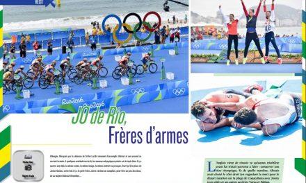 Retour avec TrimaX#156 sur les JO de Rio