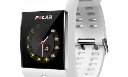 POLAR M600: Première smartwach de sPort android wear™ #nowYoUcan