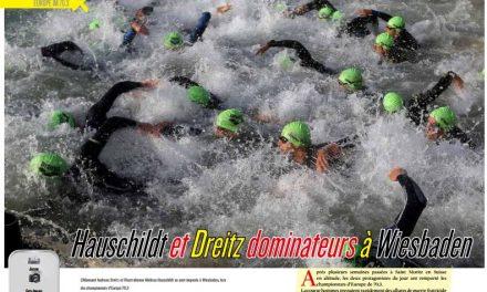 Hauschildt et Dreitz dominateurs à Wiesbaden, TrimaX#156 revient sur la course
