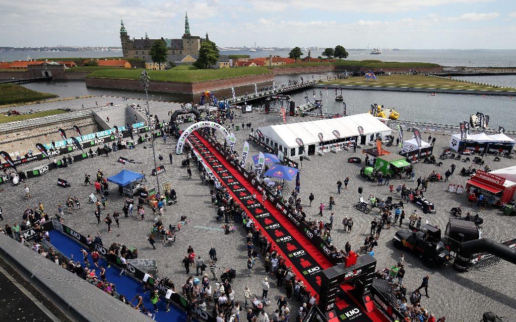 La ville Danoise d'Elsinore sélectionnée pour accueillir les Championnats d'Europe KMD IRONMAN 70.3