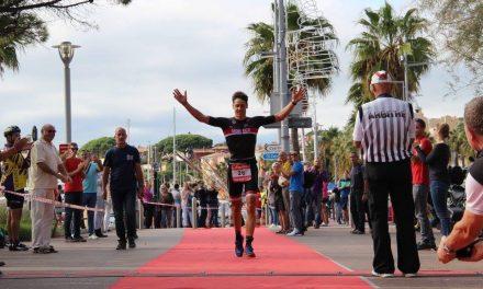 Triathlon de Bandol: Victoire d'Alexandre Blain