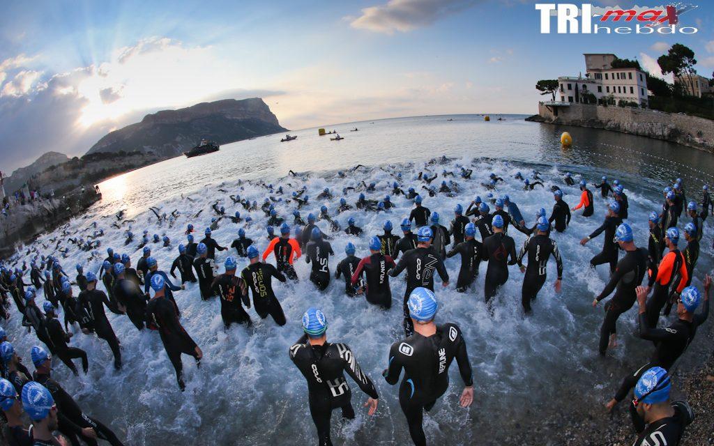 Triathlon de Cassis : Sudrie et Morel intouchables