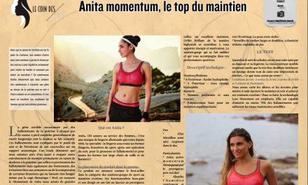 A découvrir dans TrimaX#157 : Anita momentum, le top du maintien