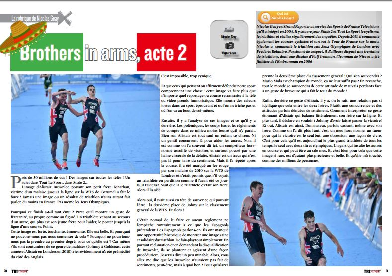 A ne pas manquer dans TrimaX#157 : Brothers in arms,acte 2