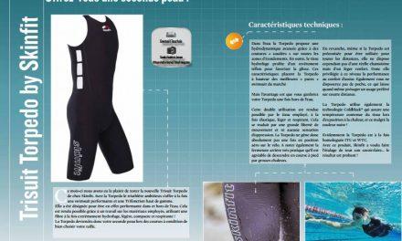 A découvrir dans TrimaX#157 : Trisuit Torpedo by Skinfit