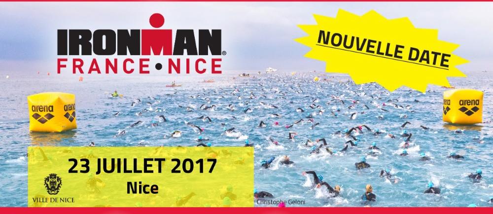 IRONMAN FRANCE : c'est le 23 JUILLET 2017