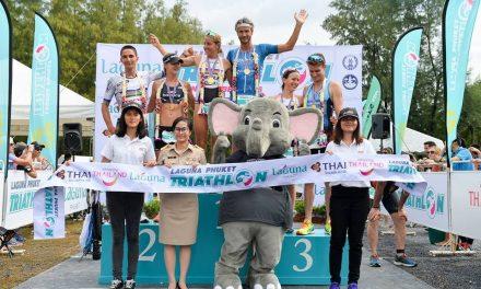 Raelert, Watkinson remportent le Laguna Phuket Triathlon