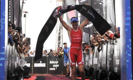 Riesler et Croneborg remportent l'Ironman de Malaisie – Jurkiewicz 5ème