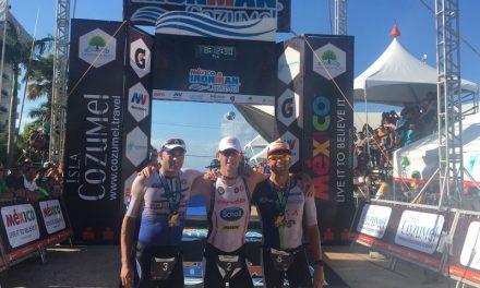 Ironman Cozumel: les favoris au rendez-vous, Frederic Garcia 16ème