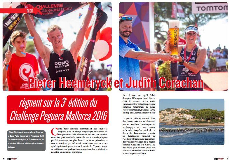 TrimaX#158 revient sur le Challenge Peguera Mallorca 2016